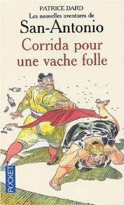 Couverture du livre : Corrida pour une vache folle