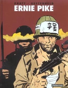 Couverture du livre : Ernie Pike, tome 2 : Chroniques de Guerre 2