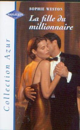 Couverture du livre : La fille du millionnaire
