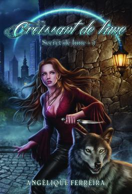 Couverture du livre : Secret de Lune, tome 1 : Croissant de Lune