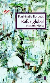 Couverture du livre : Refus global