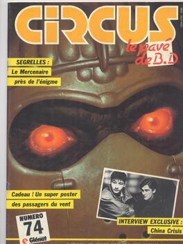 Couverture du livre : Circus N° 74
