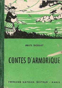 Couverture du livre : Contes d'Armorique