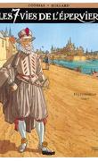 Les Sept Vies de l'Épervier, tome 4 : Hyronimus
