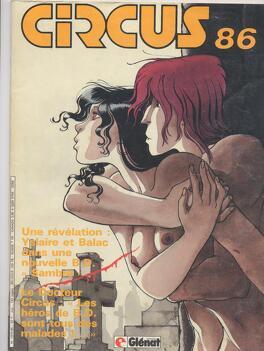Couverture du livre : Circus N°86