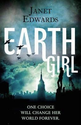 Couverture du livre : Earth Girl, Tome 1