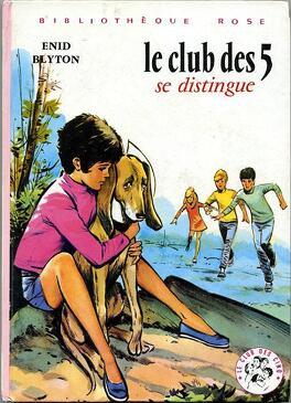 Couverture du livre : Le club des Cinq se distingue