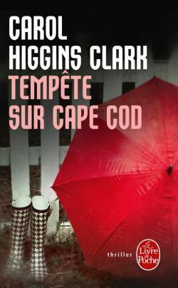 Couverture du livre : Tempête sur Cape Cod