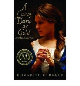 Couverture du livre : A curse as dark as gold