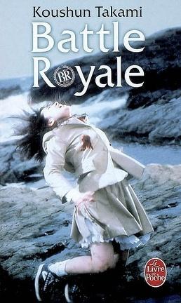 Couverture du livre : Battle Royale