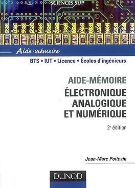 Electronique Analogique Et Numerique Aide Memoire Bts