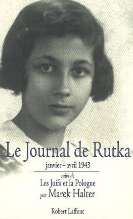 Couverture du livre : Le journal de Rutka : janvier-avril 1943