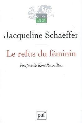 Couverture du livre : Le refus du féminin : la sphinge et son âme en peine
