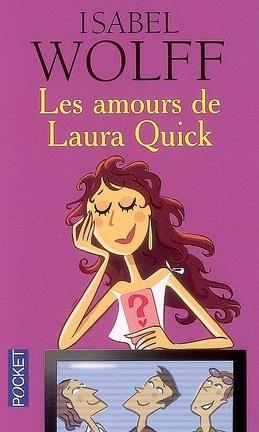 Couverture du livre : Les Amours de Laura Quick