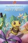 couverture Maya l'abeille