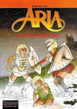 Couverture du livre : Aria, tome 9 : Le combat des dames