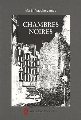 Couverture du livre : Chambres noires