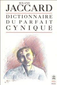 Couverture de Le Dictionnaire du cynique