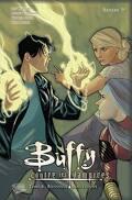 Buffy contre les vampires - Saison 9, Tome 4 : Bienvenue dans l'équipe
