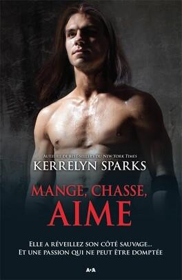 Couverture du livre : Histoires de vampires, Tome 9 : Mange, chasse, aime