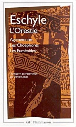 Couverture du livre : Agamemnon