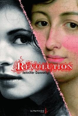 Couverture du livre : Révolution