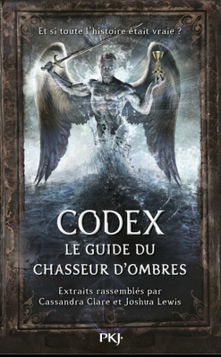 Couverture de Codex : Le guide du Chasseur d'ombres