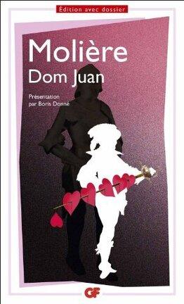 Couverture du livre : Dom Juan