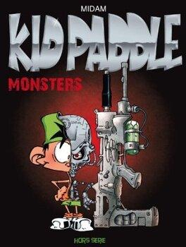 Couverture du livre : Kid Paddle - Monsters