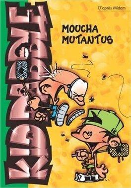 Couverture du livre : Kid Paddle, tome 10 : Moucha Mutantus (Roman)