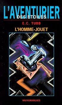 Couverture du livre : L'Aventurier des Étoiles, tome 3 : L'Homme-Jouet