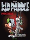 Kid Paddle - Monsters