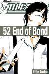 couverture Bleach, Tome 52 : End of Bond