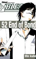 Bleach, Tome 52 : End of Bond