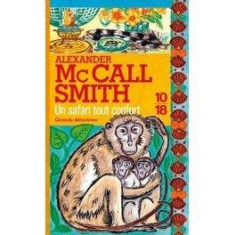 Couverture du livre : Un safari tout confort