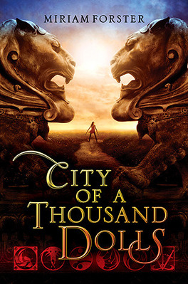 Couverture du livre : Bhinian Empire, Tome 1 : City of a Thousand Dolls