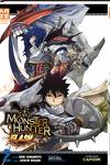 couverture Monster Hunter Flash, Tome 2