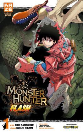 Couverture du livre : Monster Hunter Flash, Tome 1