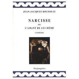 Couverture du livre : Narcisse ou l'Amant de lui-même