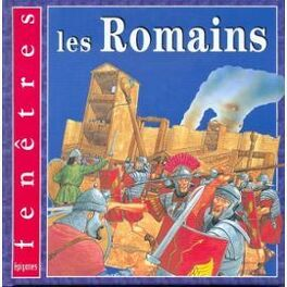 Couverture du livre : Les Romains