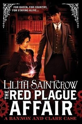 Couverture du livre : Emma Bannon & Archibald Clare, Tome 2 : The Red Plague Affair