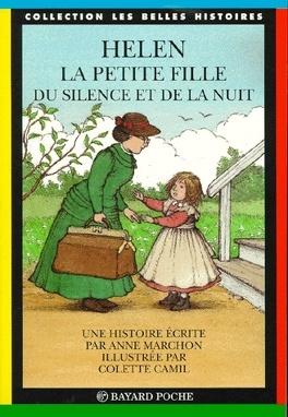 Couverture du livre : Helen la petite fille du silence et de la nuit