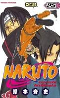 Naruto, Tome 25 : Frères