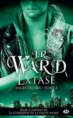 Couverture de Anges déchus, Tome 4 : Extase