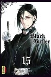 couverture Black Butler, Tome 15