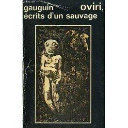 Couverture du livre : Oviri, écrits d'un sauvage