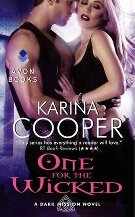 Couverture du livre : Dark Mission, Tome 5 : One for the Wicked