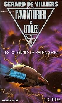 Couverture du livre : L'Aventurier des Étoiles, tome 14 : Les Colonnes de Balhadorha