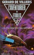 L'Aventurier des Étoiles, tome 14 : Les Colonnes de Balhadorha