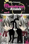 couverture Monochrome Animals, Tome 8